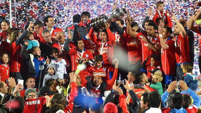 Chile-i tan mezüngbuba atema Copa America takok marok nguogo