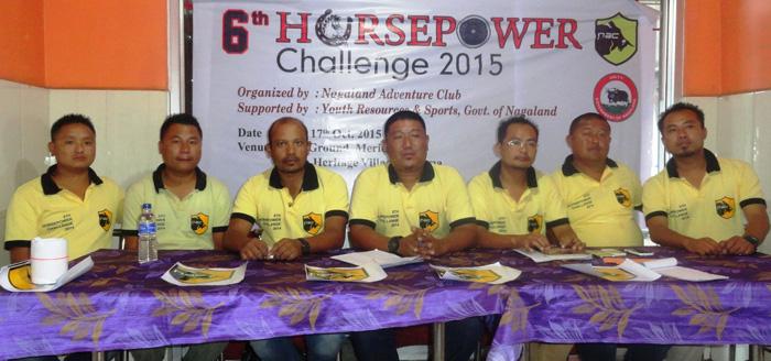6 buba 'Horsepower Challenge' Oct 14 nungi 17 tashi Kohima nung akatsü