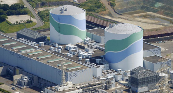 Japan-i Sendai Nuclear Reactor tanaben tenzükshir
