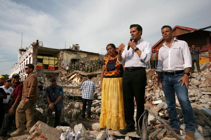 Mexico menoknok lendong nung asür 60 jungogo