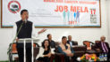 Nagaland Career Workshop & Job Mela tenzükogo