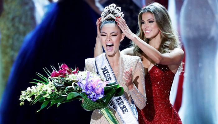 South Africa tsür Nel-Peters-i Miss Universe korang angu