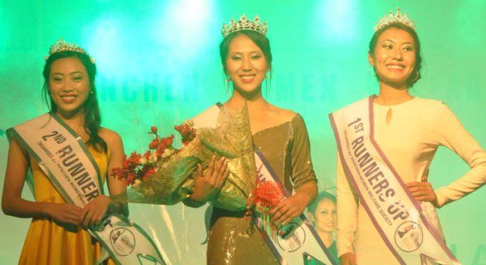 Kongro, Grace W Ezung-i Miss Wokha 2017 takok korang angu