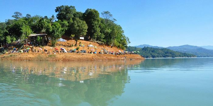 Doyang Reservoir nung angopuba tetoktepba aka