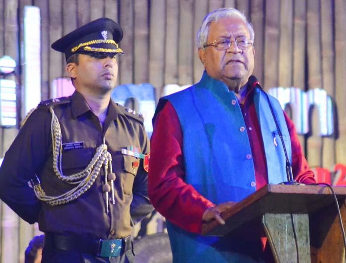 Governor Acharya-i Shilpgram Mahotsav-2018 lapoktsü
