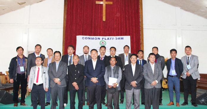 Kangtsüng yimdak LKMCECC common platform sentong kaogo