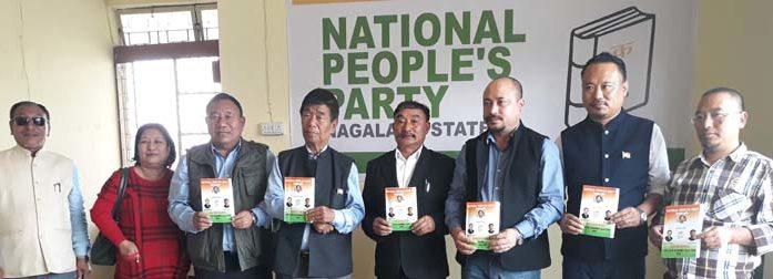 National People's Party-i election manifesto sayaogo